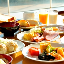◆朝食ビュッフェ【1】