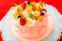 記念日にケーキをご用意でいきます