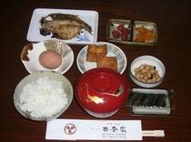 朝食付きプラン-5