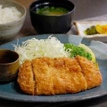 ■とんかつ定食■