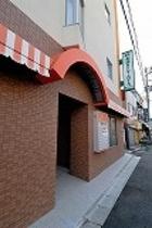 ホテル(駅方面口c)
