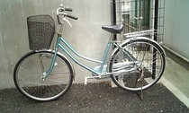 自転車も無料レンタルしておりますよ^^