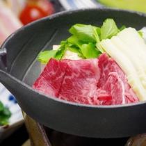 *【夕食一例】お料理には新鮮な食材を使用しております。