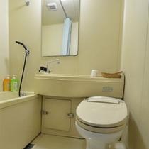 *【ユニットバス一例】お部屋のバストイレはユニットバスです。