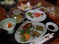 料理27:期間限定の超お得な9800円ポッキリのプラン