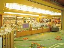 1階ロビー:売店