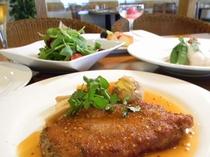 ウエルカムミッドシティコース(肉&魚)