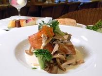 ウェルカムミッドシティコース(魚料理)