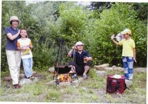 野外鍋料理