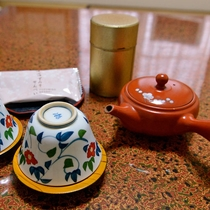 【お茶セット】