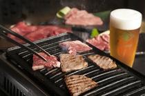 焼肉&ハートランドビール