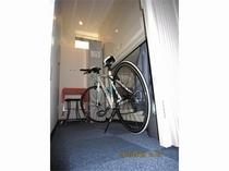 自転車と宿泊