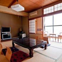 【10畳客間】 ※その他客室については、『客室のご案内』ページをご参照下さい。