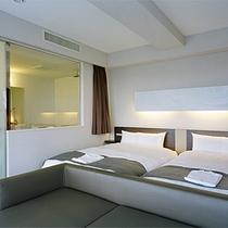 最上階10階 ツインルーム