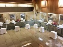 福寿の湯洗い場