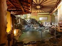 露天風呂・龍神の湯