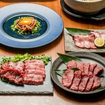 【Blue】夕食イメージ