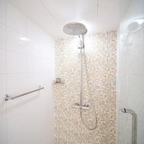フェアリーツインルーム シャワーブース