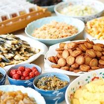 朝食バイキング-和食(イメージ)