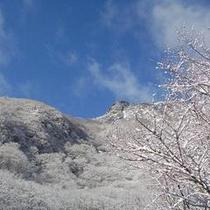 ■冬の黒岩山■