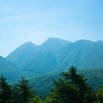 ■三俣山■気持ちが晴れ渡るほどの雄大な自然――