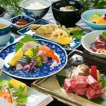 ■美味special -稲星会席-■