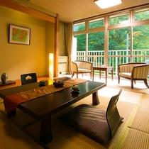 ■和室10畳 -黒岩山view-■
