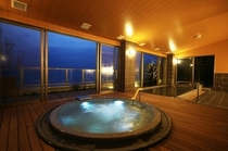 海の棟 展望浴場 「昇陽の湯」