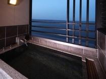 海の棟 客室露天 四角