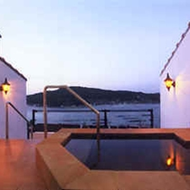 ■貸切露天風呂2ナポリ