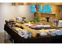 朝食会場『LDK』