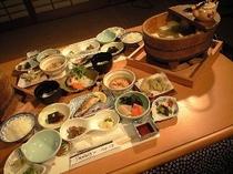 湯豆腐コース(2人用)