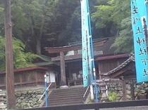 丹生川上神社下社(230707)