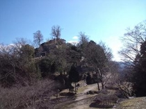 苗木城跡2