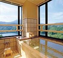 楓 展望檜風呂