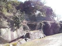 苗木城跡3