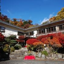 秋の清風楼