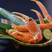 蟹の焼き物