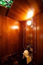 奈良で随一、漆塗りのお風呂