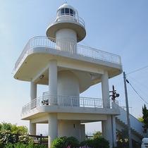 【周辺スポット】雑賀崎灯台