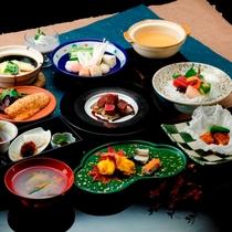 ◆日本酒と楽しむ大人の休日~2016年12月から2月末までのメニューです