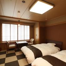 ◆新洋室ツインルーム