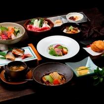 ◆日本酒と楽しむ大人の休日-2016年9月~11月末までのメニュー。お料理は1品ずつお出しします。