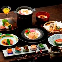 ◆日本酒と楽しむ大人の休日-2017年3月~5月末までのメニュー