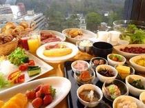 12階 「ロワ」 朝食