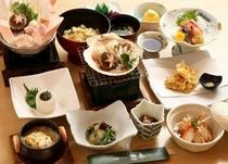 春の道産食材膳(2012)