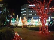 上田駅冬3