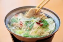 熊野地鶏薬膳鍋