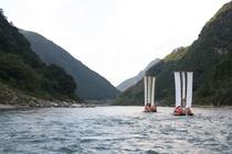 川の熊野古道 三反帆