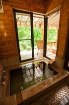 客室さくら 内風呂